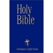 CEV Easy Reading Bible Blue