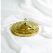 Brass Bread Plate Cover