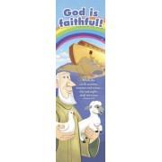 Bookmarks - God is Faithful Noah's Ark
