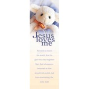 Bookmarks - Children Jesus Loves Me