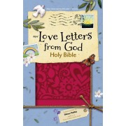 NIRV Love Letters from God Holy Bible, Magenta