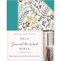 NKJV Journal the Word Bible HB