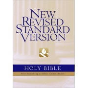 New Revised Standard Version Bible Leather Bound