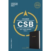 CSB Gift & Award Bible, Black