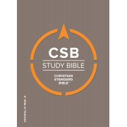 CSB Study Bible, Hardcover, Indexed