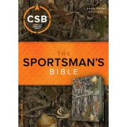 CSB Sportsman's Bible: Large Print Personal Size Edition