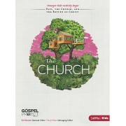 Church, The: Younger Kids Activity Pages