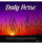 2018 Daily Verse Wall Calendar