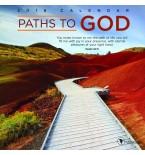 2018 Paths to God Mini Wall Calendar