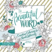 Beautiful Word Adult Coloring Book
