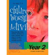 Children's Worship Activities Year 2