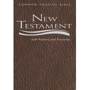 CEB Common English Bible Pocket New Testament with Psalms an