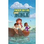 CEB Deep Blue Kids Bible Bright Sky Hardcover