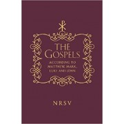 NRSV Gospels Gift Edition Hardcover