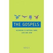 NRSV Gospels Pocket Edition Paperback