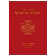 CTS Sunday Missal People's Edition, Red