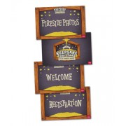 Keepsake Christmas: Event Signs Poster Pack