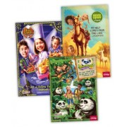 Living Inside Out Create-A-Theme Poster Pack (Pack of 3)
