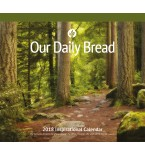 2018 Our Daily Bread Inspirational Wall Calendar
