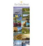 2018 Our Daily Bread Slim Readers Wall Calendar