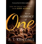 For an Audience of One