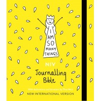 I Am So Many Things NIV Journalling Bible