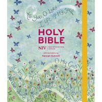 NIV Journalling Bible Illustrated by Hannah Dunnett
