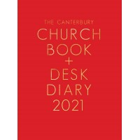 Canterbury Church Book & Desk Diary 2021