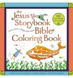 Jesus Storybook Bible Colouring Book, The