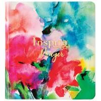 Inspire PRAYER Bible NLT (LeatherLike, Joyful Colors with Go