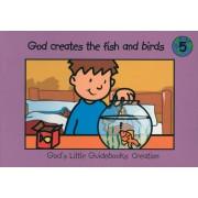 God Creates Fish And Birds