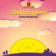 God Has Power Board Book