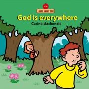 God Is Everywhere Board Book