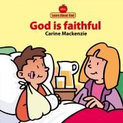 God Is Faithful Board Book
