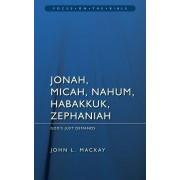 FOTB Jonah, Micah, Nahum, Habakkuk & Zephaniah