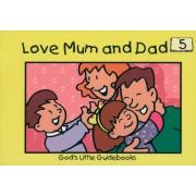 Love Mum & Dad