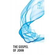 ERV Gospel Of John White (5 Pack)