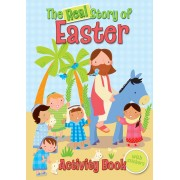 Real Story Of Easter Activity Book, The