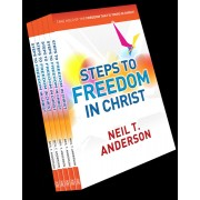 Steps To Freedom In Christ Workbook PACK OF 5