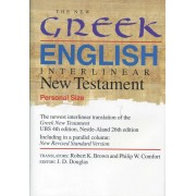 New Greek-English Interlinear Nt, The