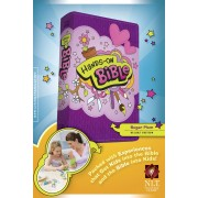 NLT Hands-On Bible Updated Edition Sugar Plum