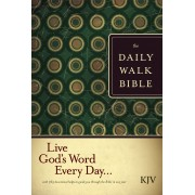 Daily Walk Bible KJV, The