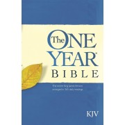 KJV One Year Bible, The