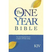 KJV One Year Bible Compact Edition, The