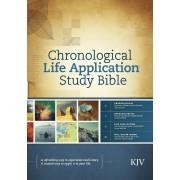KJV Chronological Life Application Study Bible