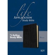 KJV Life Application Study Bible, Black