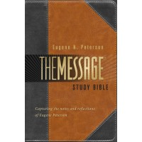 Message Study Bible, The