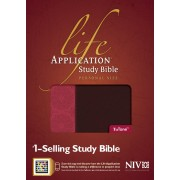 NIV Life Application Study Bible, Personal Size Tutone