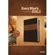 NIV Every Man's Bible: Deluxe Heritage Edition