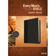 NIV Every Man's Bible Large Print Tutone